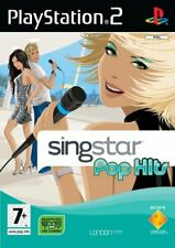 SingStar Pop Hits PS2 - MINT - Super FAST & QUICK Delivery FREE