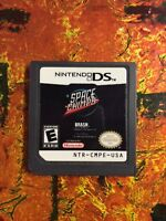 Space Chimps Nintendo DS Authentic Cleaned Tested