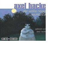 Axel Hacke - Der weiße Neger Wumbaba