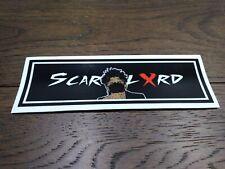 ScarLxrd - VINYL SLAP STICKER DRIFT DECAL  STANCE JDM TUNER by BLACKONBLACK