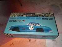Vintage 1/32 Revell Mercedes Box for Slot Car