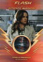 The Flash Season 1, Danielle Panabaker 'Caitlin Snow' Wardrobe Card M12