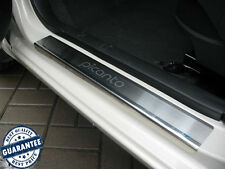 KIA PICANTO II 2011- Stainless Steel Door Sill Guard Covers Scuff Protectors