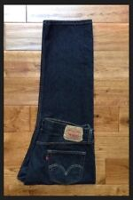 RARE! Levis 501XX Button Fly Straight Fit Men's Jeans MEASURES 38x29 EXCELLENT!
