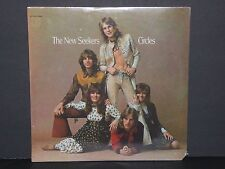 The New Seekers Circles vinyl LP record SEALED cut out