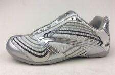 Ryka Studio D XT Training Shoes - Women's size 7,5 M, White/Silver 979