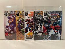 Transformers: Generation One 2 3 4 5 Armada 1 Dreamwave 5 Book Lot High Grade