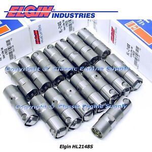 New Set of 16 USA Made Valve Lifters Fits Some 1997-2014 GM 5.3L LS Engines