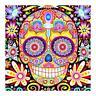 Full Drill 5D DIY Skull Diamond Painting Embroidery Cross Stitch Kits Gift Decor