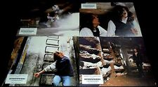 1980 Antropophagus ORIGINAL FRENCH LOBBY CARDS Joe D'Amato SICK NASTY EUROHORROR