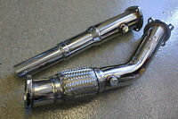 VW 99-04 GOLF GTI BEETLE JETTA MK4 1.8T Turbo Exhaust Downpipe Down Pipe DP