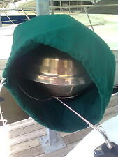 """Grill Cover for Magma Marine Kettle Party Size 17"""" 16 Sunbrella colors available"""