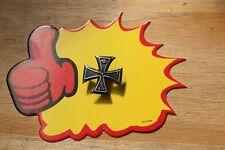 -*- Insigne cravate  croix de fer Allemande de 14/18 -*-