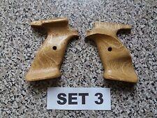 CROSMAN Custom IDIGBO Grip in legno per adattarsi 2240,2250,1377 e 1322 Set 3