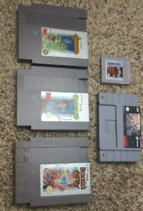 Castlevania Collection - Nes / Gameboy/ Snes lot tested