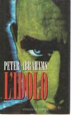 L'IDOLO - PETER ABRAHAMS