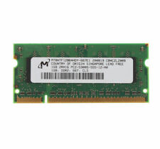 Micron 1GB 2RX16 DDR2 667MHz PC2-5300S 200PIN SODIMM Laptop Notebook Memory RAM