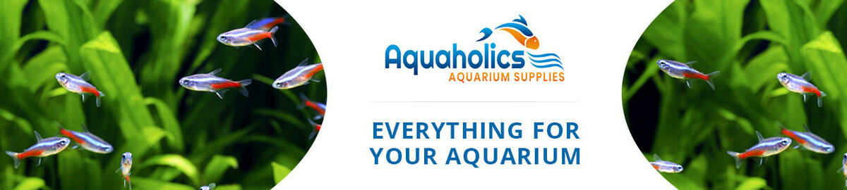 Aquaholics Online Aquarium Supplies