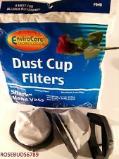 Shark Hand Vac Dust Cup Filter 3 Pack