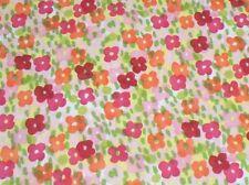 SALE! Alexander Henry Vivie Bloom, Contemporary Floral 7698A Multi/Citrus BTY