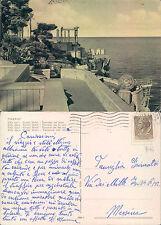 PALERMO - VILLA IGEA GRAND HOTEL, TERRAZZE SUL MARE -   (rif.fg. 9044)