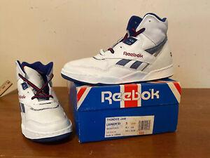 NOS 90's REEBOK Thunder Jam 74-5504 Sneakers Size Men's 5