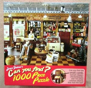 NEW A 1000 PIECE JIGSAW PUZZLE BY CEACO - TRUMP'S GENERAL STORE