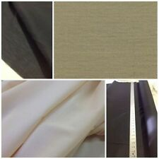 By the Metre Unbranded Abstract Silk Blend Craft Fabrics