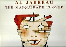 """Al Jarreau : The Masquerade is over - vinile 33 giri / 12"""""""" - 1988 - EX-/ EX-"""
