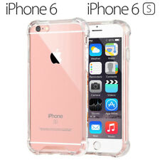 Funda Gel TPU Transparente Antigolpes para iPhone 6 - iPhone 6S