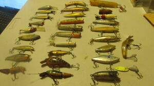 Lot #2 - Large Lot of 30 Hard Lures - Please Read all Description