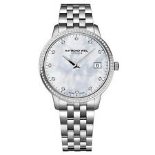 Raymond Weil Toccata Mother of Pearl dial Diamond Ladies Watch 5388sts97081