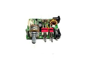 Replacement Control Board, 2 Toggle Flip Switches for Medicool Pro Power 20K