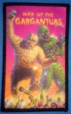 PATCH - War of the Gargantuas - Kaiju, movie monsters, Horror, Sci-Fi