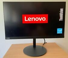 "Lenovo 23.8"" LED Monitor HD P24h-10"