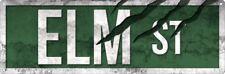 Elm Street Slim Tin Sign 30.5x10.1cm