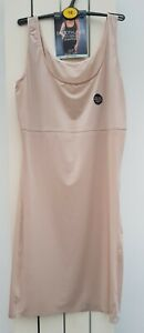Womans New M&S Nude Smoothlines Invisible Shaping Slip. Light Control. Size 16