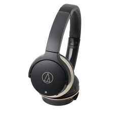 Audio Technica ATH-AR3BT Wireless On-Ear Kopfhörer - Schwarz