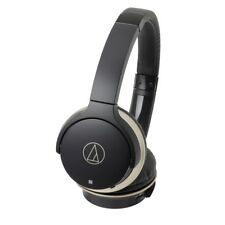 Audio Technica ath-ar3bt wireless On-Ear Cuffie-Nero
