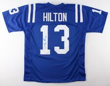 T. Y. Hilton Signed Colts Jersey (JSA COA) 3× Pro Bowl (2014–2016) Wide Receiver