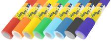 EXTRA WIDE POSTER PAPER ROLLS ASSORTMENT: 8 ROLLS (1020mm x 10m)