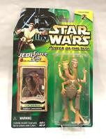 Hasbro Star Wars Power of the Jedi FODE and BEED Collection 2 TPM POTJ