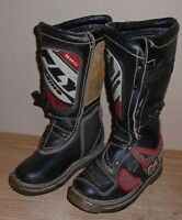 Men's Fly Racing 805 Mx Boots Motocross Boots Size 4
