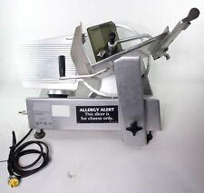 Bizerba Se 12 Commercial Stainless Steel Meat Cheese Slicer Deli Equipment