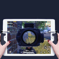 Gamepad PUBG Mobile Shooting Game Trigger Shooter Controller For iPad Tablet Pad