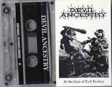 Devil Ancestry-at the seat of Evil ecstasy (Aus), Tape (Death metal Cult)