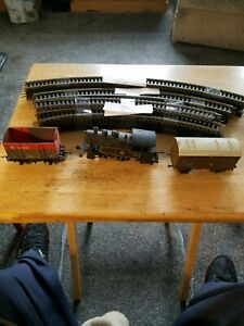 Hornby 00 Track and Trucks