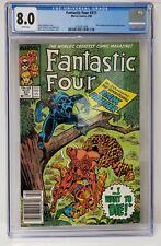 Fantastic Four Issue# 311 Marvel Comics 1988 CGC Graded 8.0 Comic Book