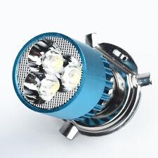 bas PEUGEOT 205 mk2 H4 T4W Blanc Super 100W Xenon HID Haut côté Ampoules Phare