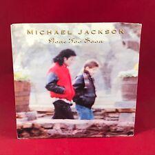 """Michael Jackson ido demasiado pronto 1993 Reino Unido 7"""" Single Vinilo Excelente Estado"""